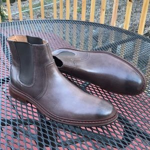 Cole Haan size 10.5M Brown Leather Chelsea Boots